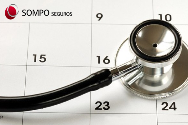 Sompo Saúde Carências em Mogi